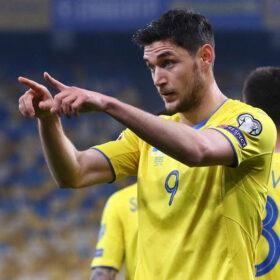 футбол збірна України