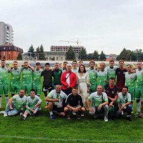 Красилівська футбольна команда