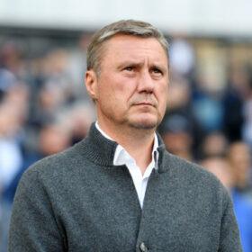 Колишній головний тренер «Динамо» прокоментував інформацію про те, що він є кандидатом на пост головного тренера ковалівського «Колоса»