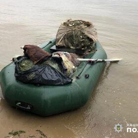 човен браконьєрів