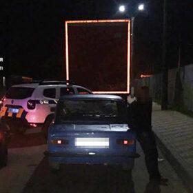 нетверезого водія зупинили у Хмельницькому