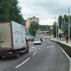 нова смуга руху у Хмельницькому на Старокостянтинівському шосе