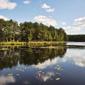 Святе озеро на Хмельниччині