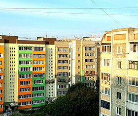 Термомодернізація будинку на вулиці Франка