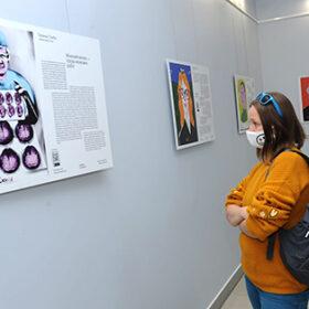 у Хмельницькому відкрилася виставка «Наука – це вона»