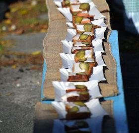 рекордний бутерброд