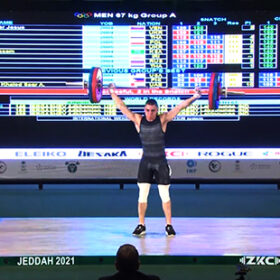 Сергій Колесник чемпіонат світу з важкої атлетики