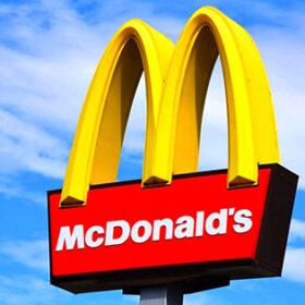 McDonald's фірмова літера