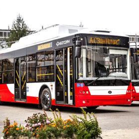 тролейбуси Богдан
